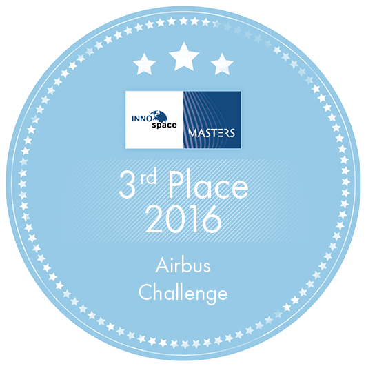 3rd Place 2016 Airbus Challenge Label