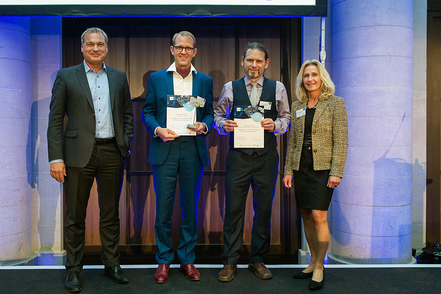 INNOspace Masters conference 2019 DLR Winner