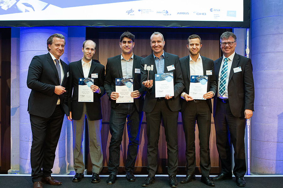 INNOspace Masters conference 2019 ESA BIC Winner