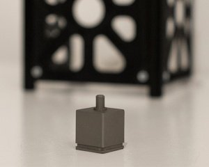 Deployables Cubed – Actuator for Nanosatellite Applications