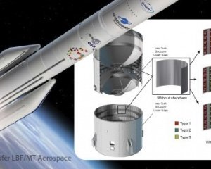 Silent Running – Intrinsic Structural Vibration Reduction for Carrier Rockets Using Metamaterials